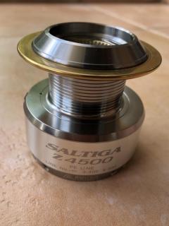 Saltiga Z4500 spare spool