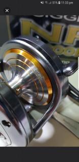 Rods expert graphite & reel ocea jigger