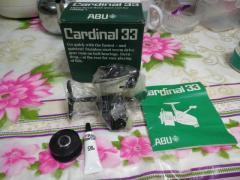Abu cardinal 33