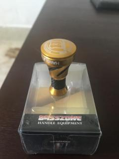 Basszone knob