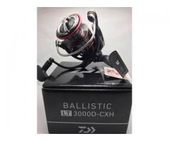 Daiwa Ballistic LT3000D-CXH