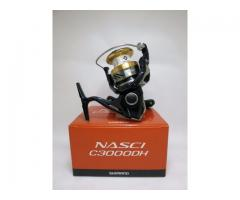 (SOLD) Shimano Nasci C3000DH