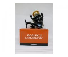Shimano Nasci C3000HG