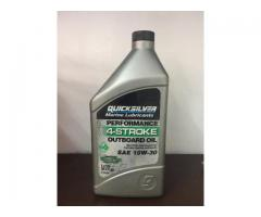 Quicksilver marine lubes