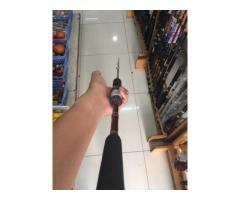 (SOLD) Cherrywood jigging rod