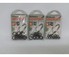 Sure Catch Solid Rings stainless Steel