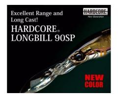 Dual Hardcore Long Bill 90SP