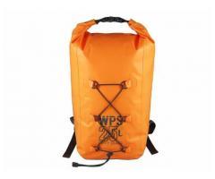 (SOLD) WPS Waterproof Backpack (25L) Orange