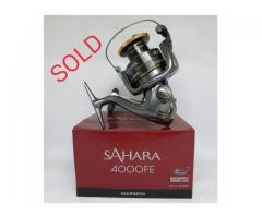 (SOLD) Shimano Sahara 4000FE