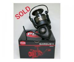 (SOLD) Penn Sargus II 8000