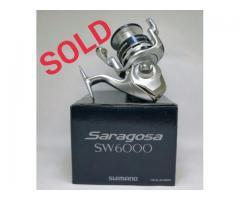 (SOLD) Shimano Saragosa SW6000