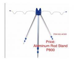 Rod Stand