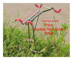 Double Rod Stand