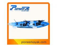 Pioneer 2 seater Kayak