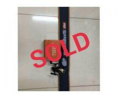 (SOLD) MajorCraft Solpara Eging rod/Shimano Nasci C3000DH