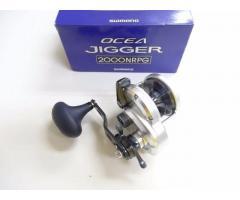 (SOLD) Shimano Ocea Jigger 2000NRPG