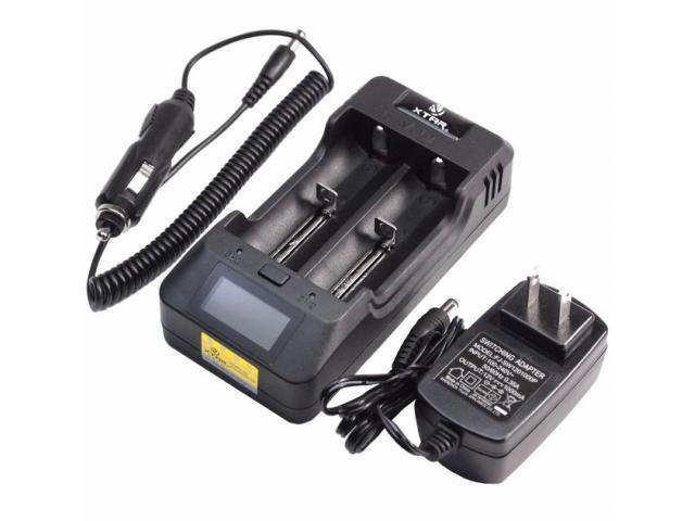 XTAR VP2 Battery Charger