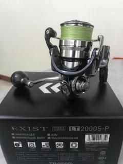 2018 Daiwa EXIST 2000 S-P