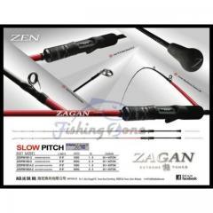 Zen Zagan Slow pitch Spiral guide version PE2-4