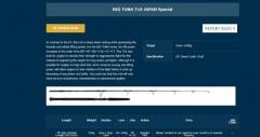 Ripple Fisher Big Tuna 710 Japan Special