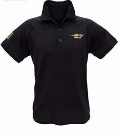 New Dress fishing  polo tee L