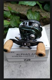 WTS Daiwa Alphas Air Stream Custom(Left)