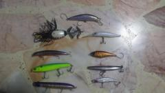 Branded lures