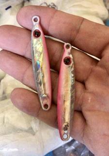 Tungsten jigs 40g
