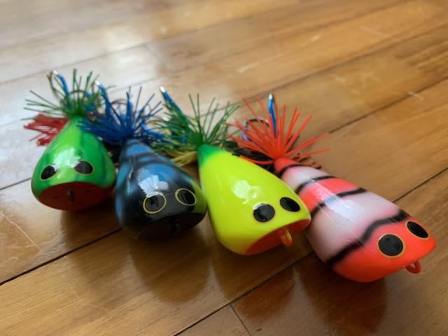 Thailand Jump Frogs - FishingKaki com Classifieds