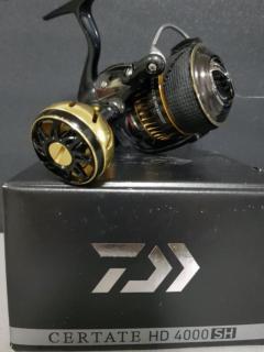 Daiwa HD 4000SH