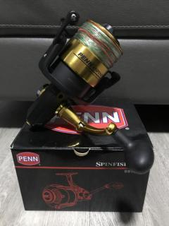 Penn Fishing Reel Spinfisher V SSV7500