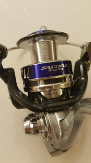 Daiwa Saltiga 4500H mag seal high speed