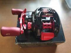 Daiwa Tatula Type R 100XSL with Custom Parts and Hedgehog bearings