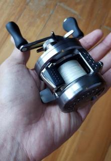Shimano Conquest BFS HG (Lefty)