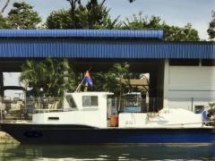 40 footer Fiberglass Diesel inboard
