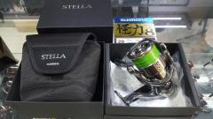 2018 Stella FJ2500
