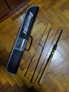 Valleyhill Buzztriks mobile edition 4 pcs spinning