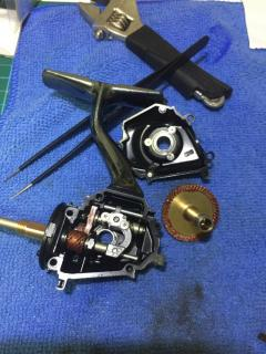 Reel Servicing - Shimano reels only
