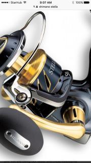 WTB 2013 Shimano Stella 14000XG
