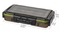 Rubber lure Box (Air Tight)