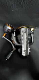 2011 Shimano TP 4000XG + Power knob