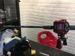 PE3-5 jigging rod