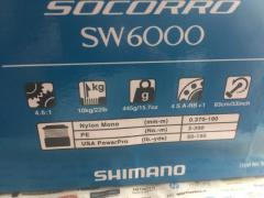 Shimano sw6000 Socorro