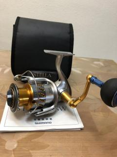 Shimano Stella sw4000xg or trade with accurate Bx400n Rh only.