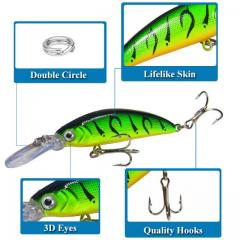IMA 50ss inspired Minnow fishing lure