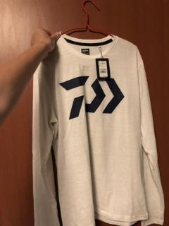 Daiwa long sleeve t shirt
