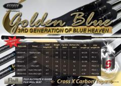 Senses Golden Blue GBJ600-ML