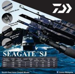 Daiwa Seagate SJ 66B-3-SD Brand New