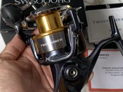 Mint Shimano Twinpower SW6000HG 2015