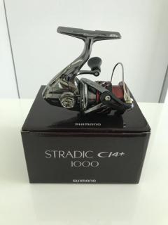 Stradic Ci4 1000 with Warranty